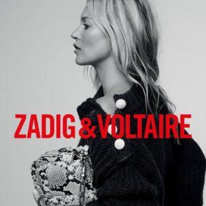 Бренд Zadig&Voltaire запускает конкурс ZADIG WANTS YOU в России